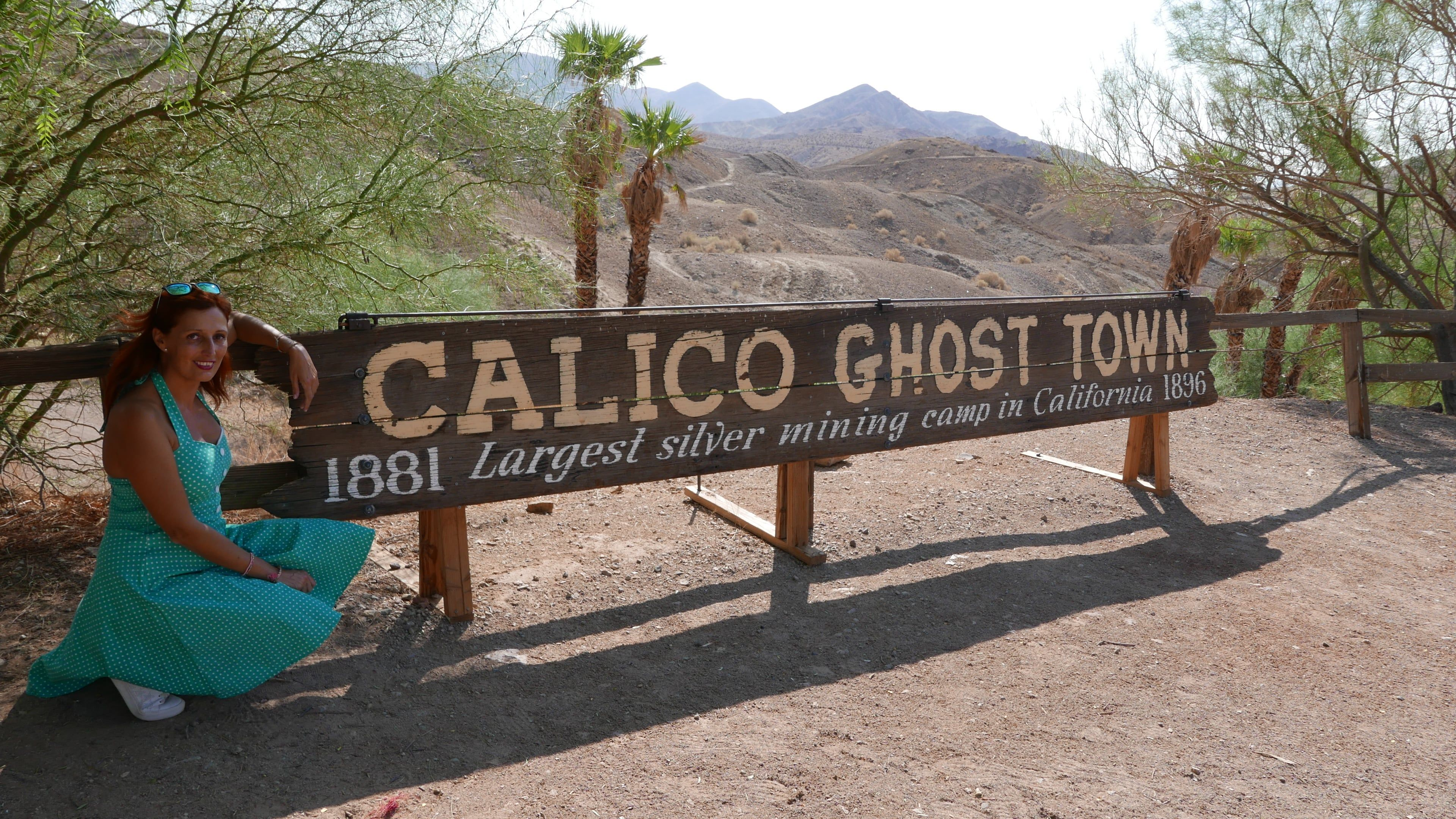 Calico Ghost Town ruta 66